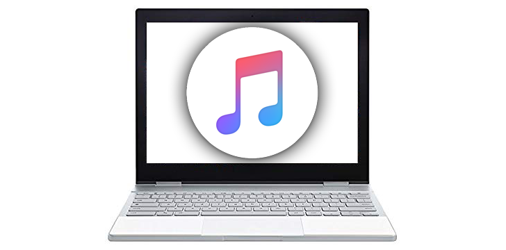 Chromebooks get native Apple Music support