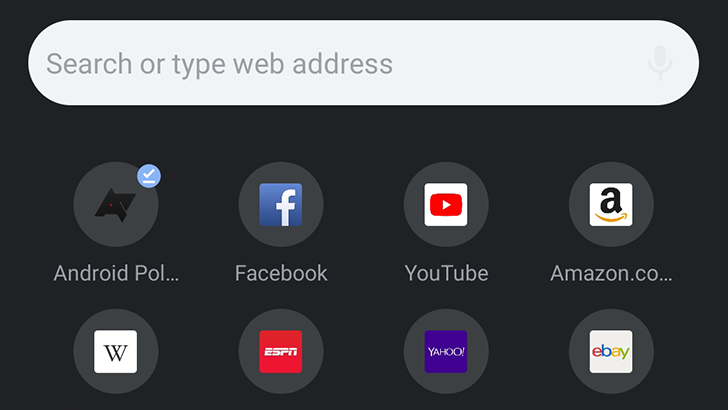 [Update: Now in Stable] Chrome Canary now has a (buggy) dark mode
