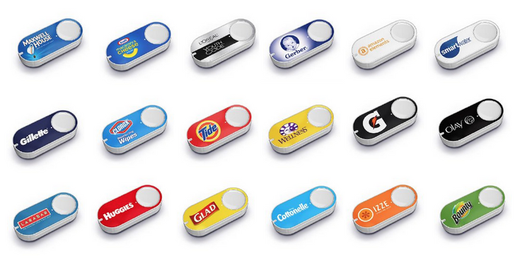 Amazon kills off Dash Buttons, but existing ones will continue to work