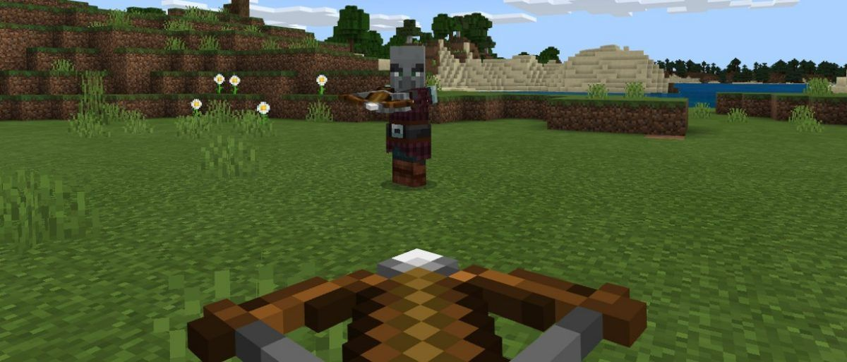 Minecraft 1.10.0 adds new textures, shields, crossbows, and lanterns