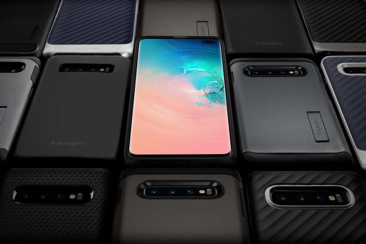 Spigen's excellent cases are the best match for your colorful Galaxy S10, S10e, or S10+ [Sponsored Post]