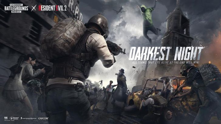 PUBG Mobile 0.12.0 update brings Darkest Night, a new zombie-filled survival mode