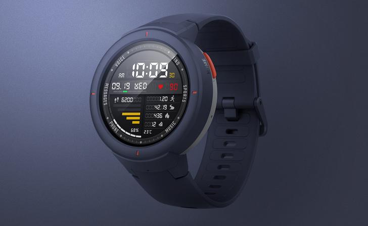 Alexa comes to the Amazfit Verge fitness smartwatch