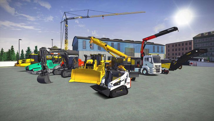 Build it, and they will come: Construction Simulator 3 launches on Android