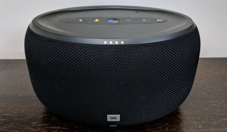 Refurbished JBL Link 300 with Assistant and Cast support on sale for $80 ($45 off)
