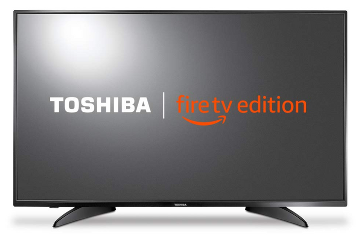 "49"" Toshiba 1080p Fire TV is $200 ($130 off) at Amazon, 4K models discounted too"