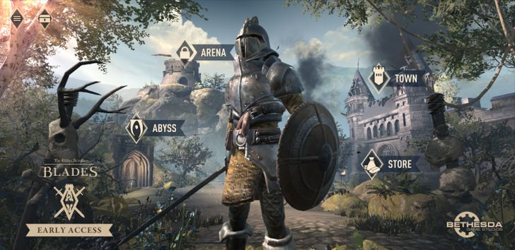 [Update: Bethesda account not needed] Early access for The Elder Scrolls: Blades now open to everyone