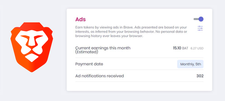 Private browser Brave launches its own ad network to fight the Internet's broken advertising