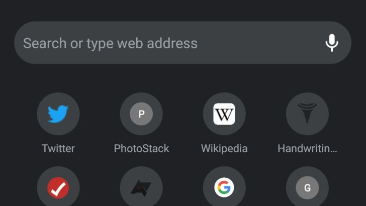 Chrome 74 adds dark mode, accessibility improvements, new Translate shortcut, and more [APK Download]