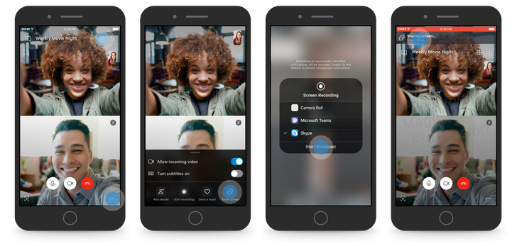 Skype adds screen sharing to Android, Duo users still waiting [APK Download]