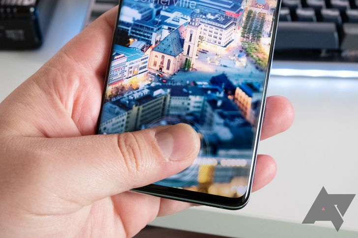 In-display fingerprint readers are a mistake — right now, anyway (opinion)