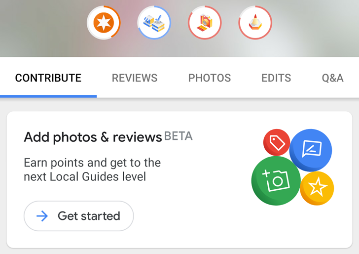 [Update: Rolling out] Google Maps to improve the Local Guides contribution process