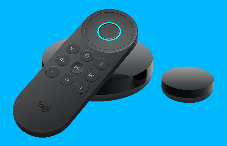 Harmony Express is a $250 minimal universal remote with built-in Alexa