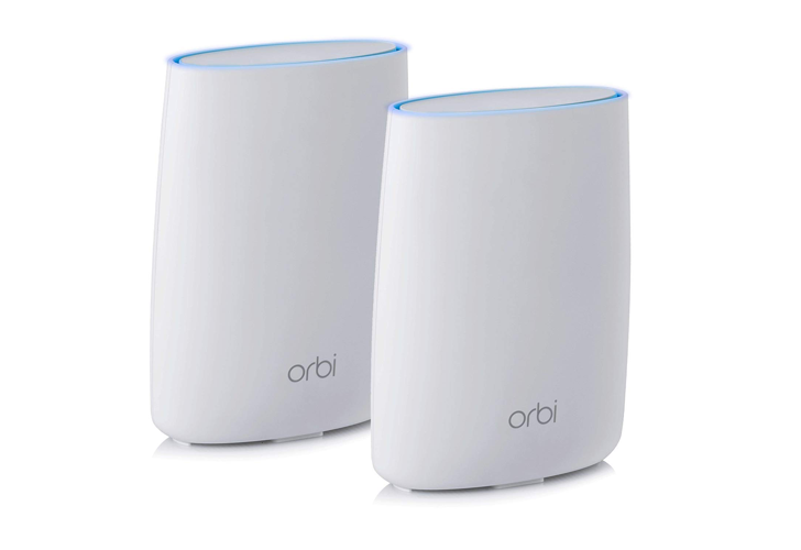 Grab a refurb Orbi RBK50, Netgear's excellent Mesh system, for only $180 on Woot ($120 off)