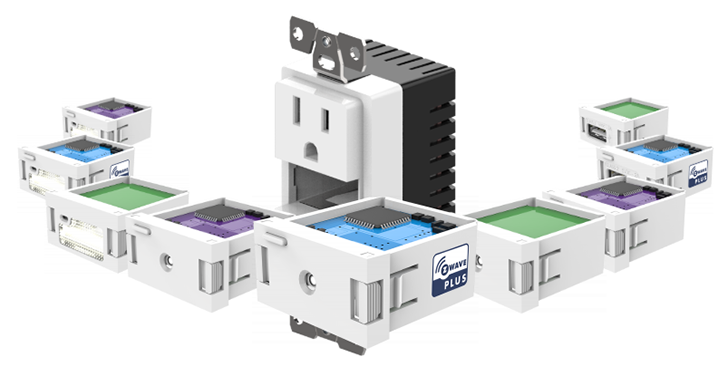 Swidget begins sales of its modular smart outlet system