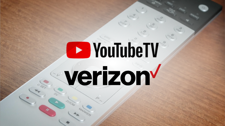 Verizon will offer YouTube TV bundles, teases competitive pricing