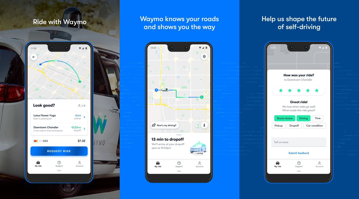 Waymo app comes to the Play Store, but you probably still can't use it - Android Police 1