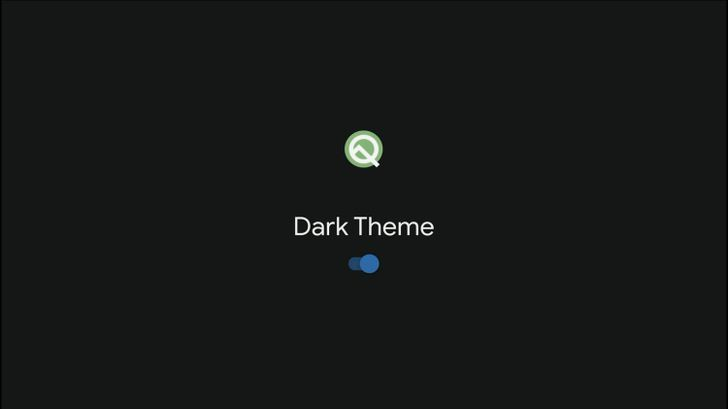 Google officially confirms Android Q is launching with a Dark Theme