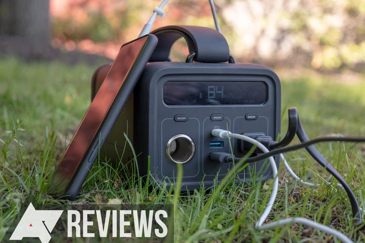 Anker Powerhouse 200 review: A $350 USB-C battery pack the size of a lunchbox