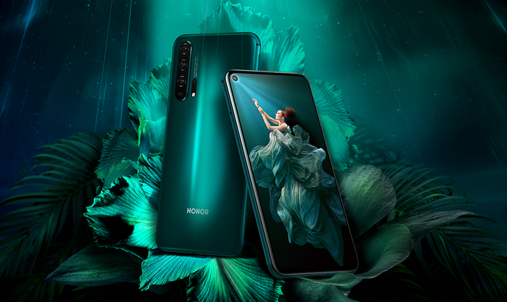 [Update: Honor 20 now on sale] Honor 20 series announced with 48MP camera, Kirin 980 chip, and punch-hole display