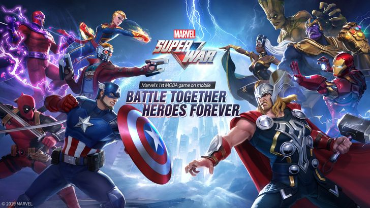 Marvel Super War is a 5v5 MOBA from NetEase, now available in more regions