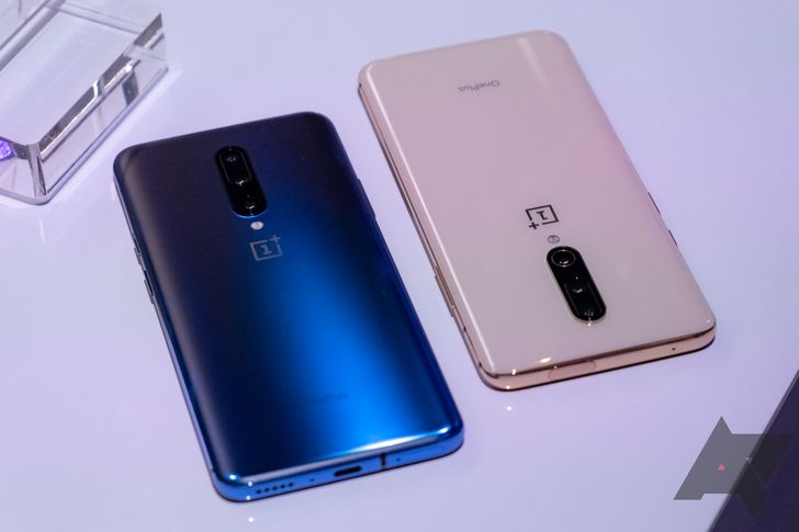 The OnePlus 7 series gets stable OxygenOS 11 — with an outdated security patch