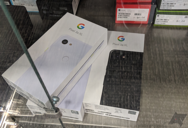 Whoops, looks like Best Buy already put out some Pixel 3a XLs