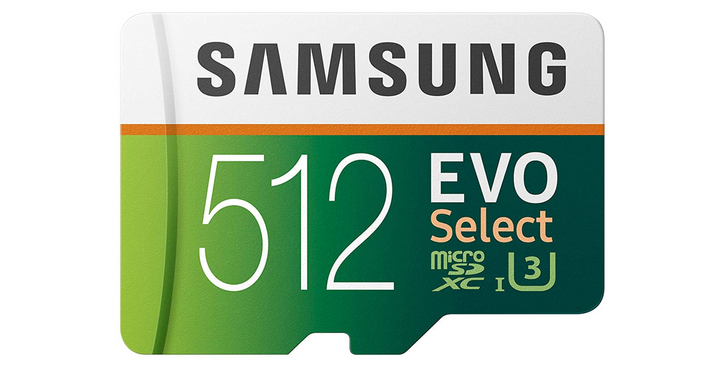 Samsung 512GB microSD card drops to $90 ($110 off) on Amazon