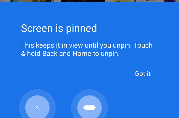 Full gesture nav in Android Q beta 3 can leave you stranded in screen pinning mode