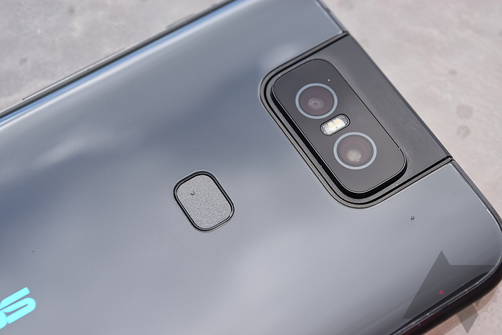 New update for ASUS Zenfone 6 includes camera improvements