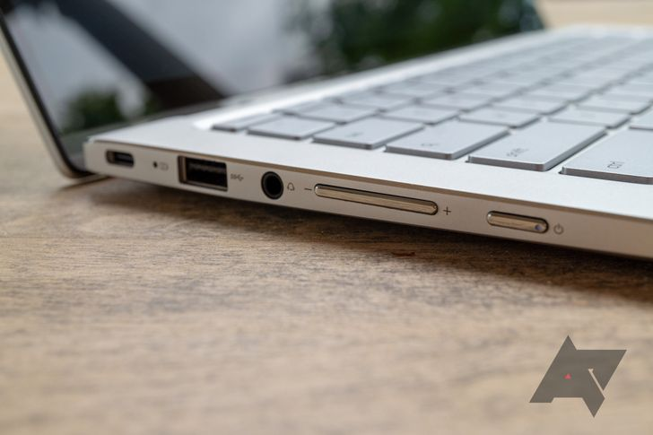 Chromebook volume buttons will finally match device screen orientation