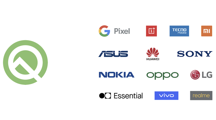 [Update: Phone list, 3a and 3a XL too] 23 phones including Pixels are getting Android Q Beta 3
