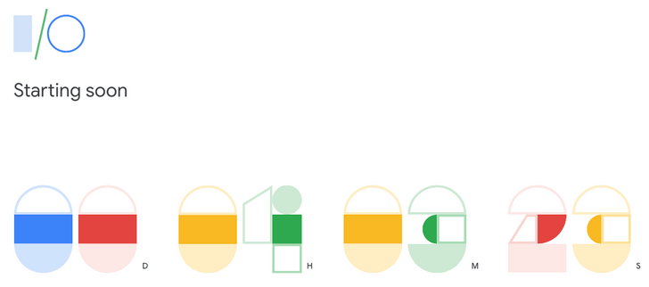 How and when to watch the Google I/O 2019 keynote