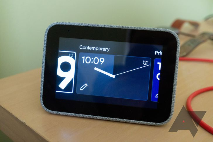 [Update: More retailers] The Lenovo Smart Clock is already $60 ($20 off) from Walmart