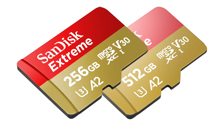 SanDisk A2 256GB and 512GB microSD cards fall to all-time lows on Amazon Goldbox, today only