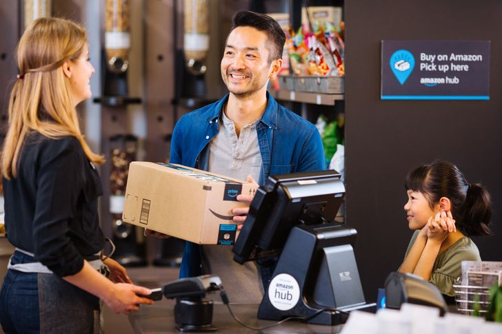 Amazon Counter launches in the US for in-store order pickups