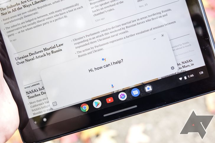 Google killing its tablets in 2019 is as shortsighted as it was in 2016