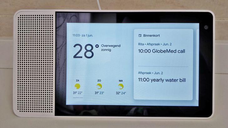 Assistant Smart Displays can now speak Danish, Dutch, Norwegian, and Swedish