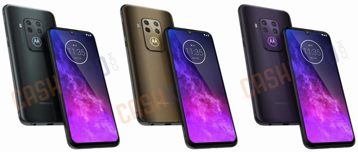 Motorola One Pro leaks again with tiny notch and gigantic camera hump