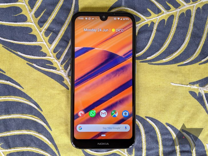 The Nokia 4.2 has dropped to just $120 on Amazon ($39 off)
