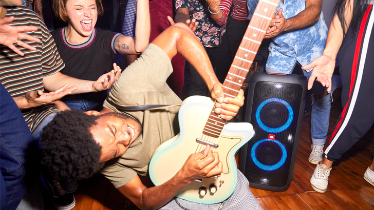 Make your whole house bounce with JBL's Partybox 300, now $380 ($70 off)