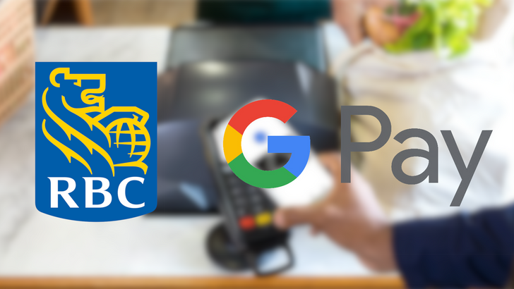 Royal Bank of Canada starts rolling oot Google Pay support