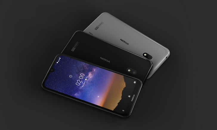 "Nokia 2.2 unveiled with 5.7"" display and removable battery, starts at €99"