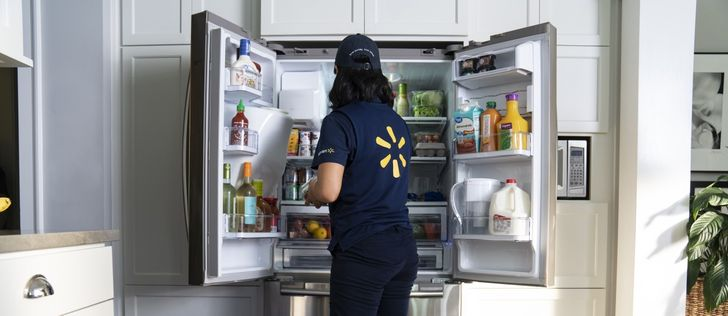 Walmart's Amazon Key knock-off will have strangers stocking your fridge