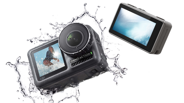 All-new DJI Osmo Action camera on sale for $297 ($52 off) today only