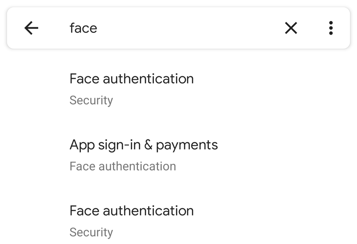 'Face authentication' details in Android Q Beta 4 tease upcoming biometric support