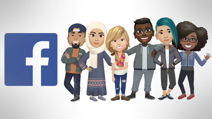 Facebook introduces Avatars because every app needs its own Bitmoji wannabe