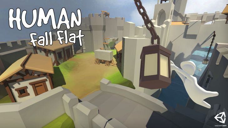 Human: Fall Flat is a chaotic physics-based puzzle game, and it just landed on Android