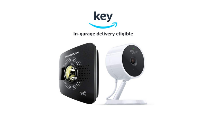 This Amazon myQ smart garage door bundle costs less than the Cloud Cam it includes ($99)