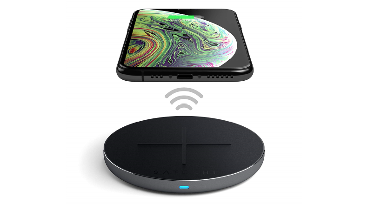 Satechi aluminum Qi wireless charger is $35 ($10 off) on Amazon, plus other deals